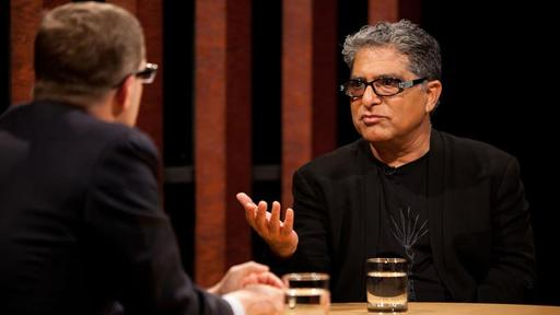 Deepak Chopra Video Thumbnail