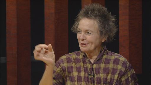 Laurie Anderson Video Thumbnail