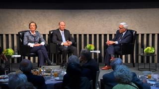Lincoln Center Dialogue, Episode 3