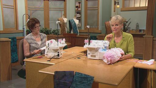 Serger Boutique, Part 2 Video Thumbnail
