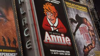 ANNIE: It's the Hard-Knock Life Preview