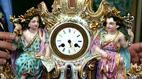 Antiques Roadshow | Appraisal: French Clock & Jardinière, ca. 1850 | PBS