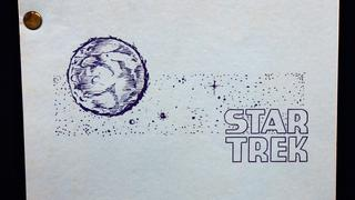 Appraisal: Star Trek Treatment & Script, ca. 1964