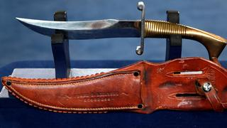 Appraisal: WWII Nichols Fighting Knife with Sheath