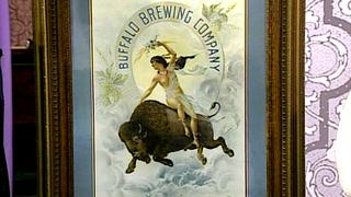 Appraisal: Buffalo Brewing Co. Advertisement
