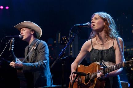 The Decemberists / Gillian Welch Video Thumbnail