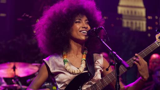 Esperanza Spalding Video Thumbnail