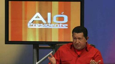 Watch now: The Hugo Chavez Show | FRONTLINE | PBS Video