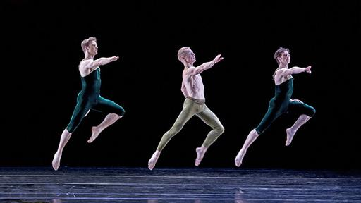 Paul Taylor Dance Company in Paris Video Thumbnail