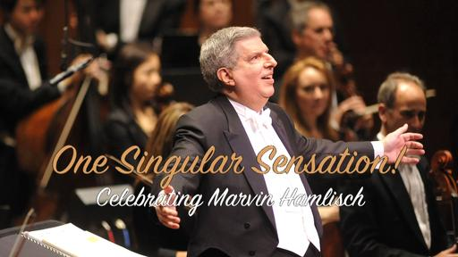 One Singular Sensation! Celebrating Marvin Hamlisch Video Thumbnail