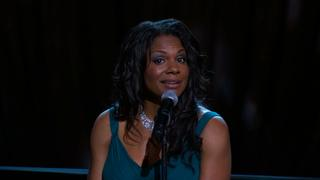 Audra McDonald performs two lullabies