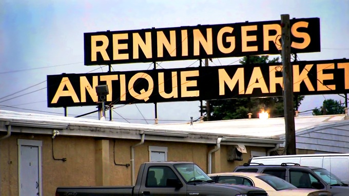 Antiquing in Adamstown, PA Video Thumbnail