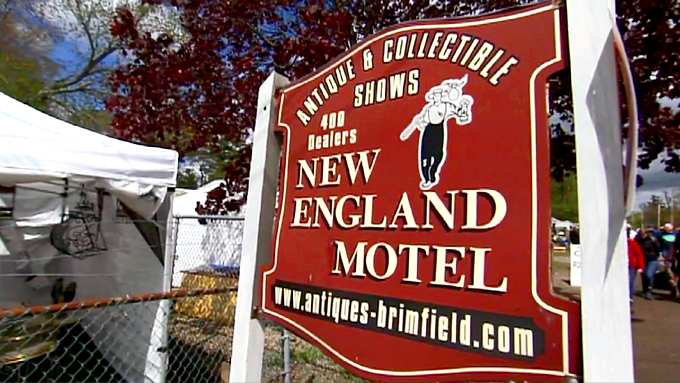 Antiquing in Brimfield, MA &#8211; Part 2 Video Thumbnail