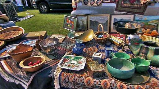 Antiquing in New Milford, CT Video Thumbnail