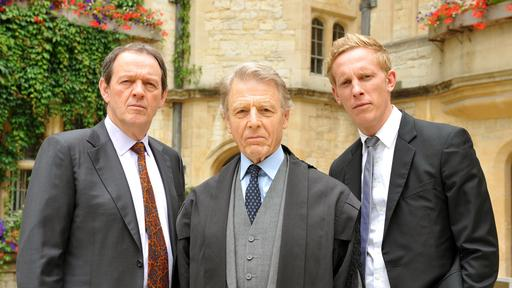 Inspector Lewis, Series Vi: Intelligent Design Video Thumbnail