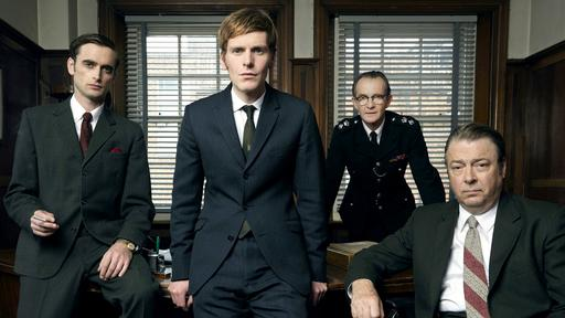Endeavour, Series I: Girl Video Thumbnail
