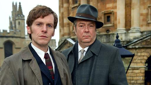 Endeavour, Series I: Home Video Thumbnail