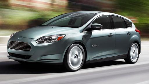 2012 Ford Focus Electric Video Thumbnail
