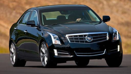 2013 Cadillac ATS &amp; 2013 Subaru BRZ Video Thumbnail
