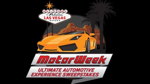MotorWeek Sweepstakes Video Thumbnail