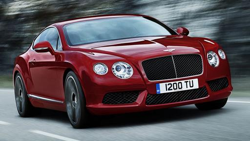 2013 Bentley Continental GT V8 & 2012 Hyundai Azera Video Thumbnail