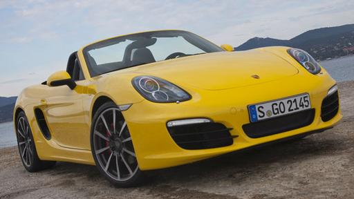 2013 Porsche Boxster S &amp; 2012 Toyota Prius Plug-in Hybrid Video Thumbnail