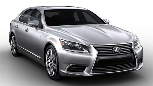 2013 Lexus LS & 2013 Chevrolet Spark Video Thumbnail