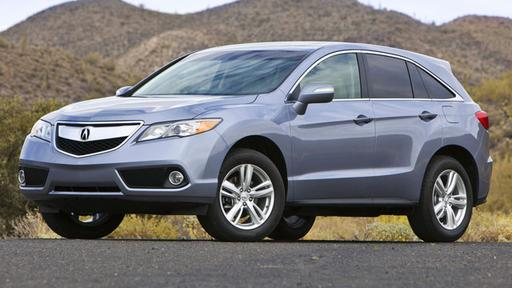 2012 Acura RDX & 2013 Ram 1500 Video Thumbnail