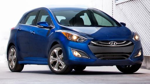 2013 Hyundai Elantra Coupe/GT & 2013 Mercedes-Benz GLK Video Thumbnail
