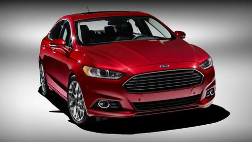 2013 Ford Fusion &amp; 2012 CODA Video Thumbnail