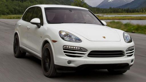 2013 Porsche Cayenne Diesel & 2013 Ford C-Max Hybrid Video Thumbnail