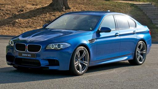 2013 BMW M5 & 2013 Tesla Model S Video Thumbnail