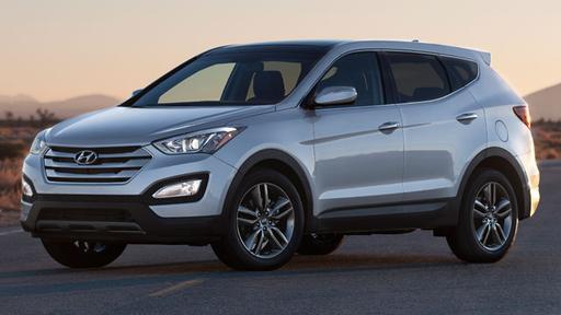 2013 Hyundai Santa Fe & 2013 Cadillac ATS Video Thumbnail