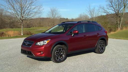 2013 Subaru XV Crosstrek & 2013 Honda Accord Video Thumbnail
