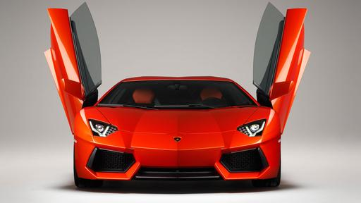 2012 Lamborghini Aventador LP 700-4 &amp; 2013 Toyota RAV4 Video Thumbnail