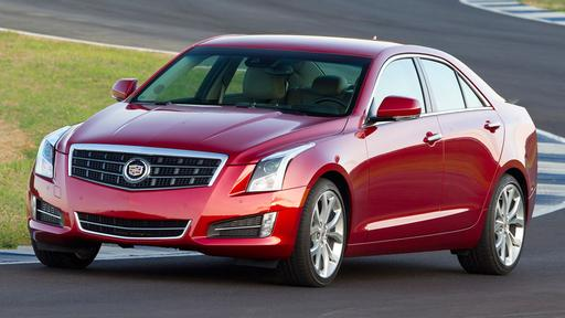2013 Cadillac ATS &amp; 2013 Ford C-Max Hybrid Video Thumbnail