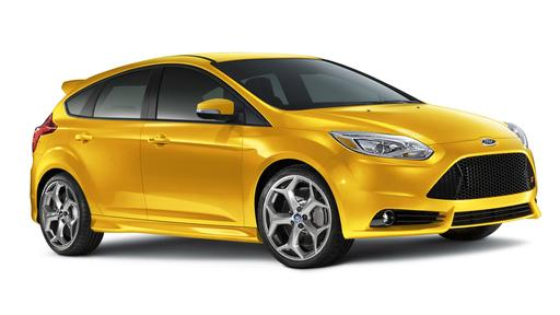2013 Ford Focus ST &amp; 2013 Hyundai Veloster Turbo Video Thumbnail