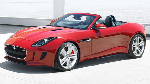 2014 Jaguar F-Type &amp; 2013 Ford Taurus Video Thumbnail