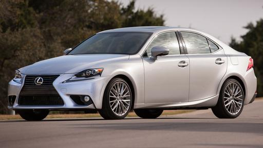 2014 Lexus IS & 2013 Honda Civic Video Thumbnail