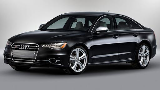 2013 Audi S6 & 2013 BMW M5 Video Thumbnail