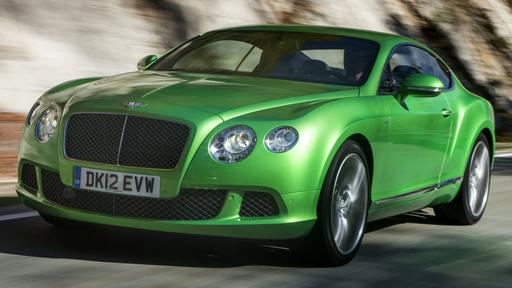 2013 Bentley Continental GT Speed & 2013 Toyota Avalon Hybri Video Thumbnail