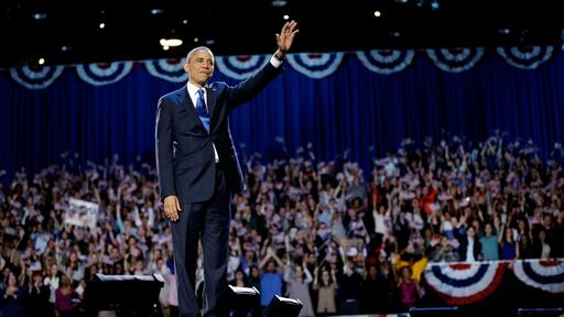 The Road Ahead: Obama's Second Term Video Thumbnail