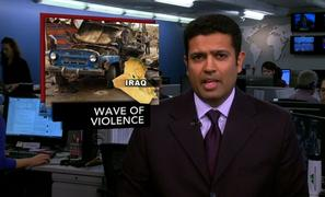 News Wrap: Sectarian Violence, Car Bombs Continues in Iraq