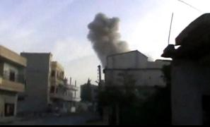 Assad Forces Try to Retake Border Town, Help From Hezbollah