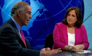 Brooks and Marcus Discuss Obama's Address, Disaster Spending