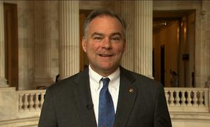 Sen. Tim Kaine on the Immigration Debate