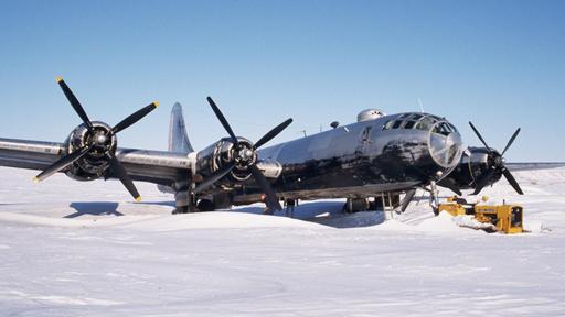 B-29 Frozen In Time Video Thumbnail