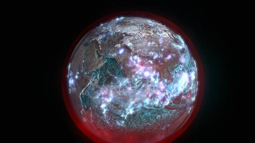 Earth From Space Video Thumbnail