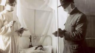 How the 1918 Flu Infected People