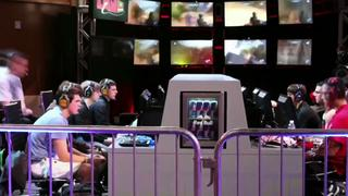 The Rise of Competitive Gaming & E-Sports